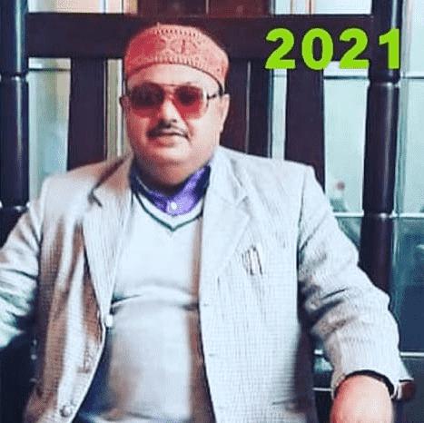 Harender Kumar Yadav bolkar